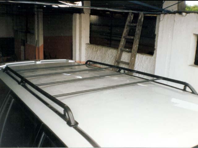 Back de teto (presa nas galhas)