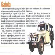 Divulgação Gaiola - 02/2003